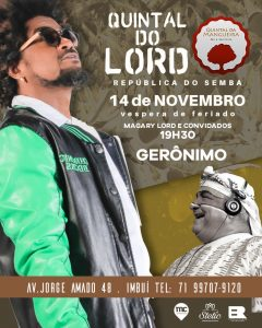 CARD QUINTAL DO LORD 14-11